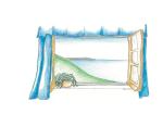 Il logo della Casa sul Blu Albergo Diffuso