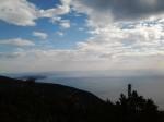 Capo Palinuro visto dal sentiero Castelluccio - S. Belardino