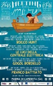 Franco Battiato, Gogol Bordello, Le Luci Della Centrale Elettrica, Rocco Hunt: dal 29 maggio al 7 giugno, a 25 minuti dalla Casa Sul Blu!